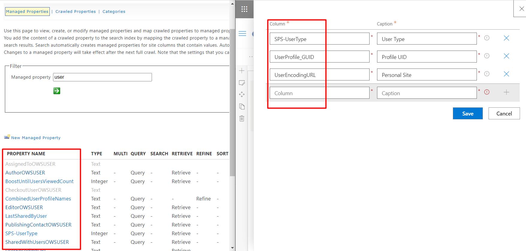 Adding Custom Attributes for User Profiles
