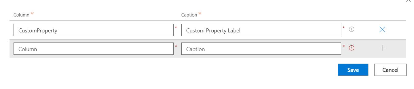 Use new Custom Attribute