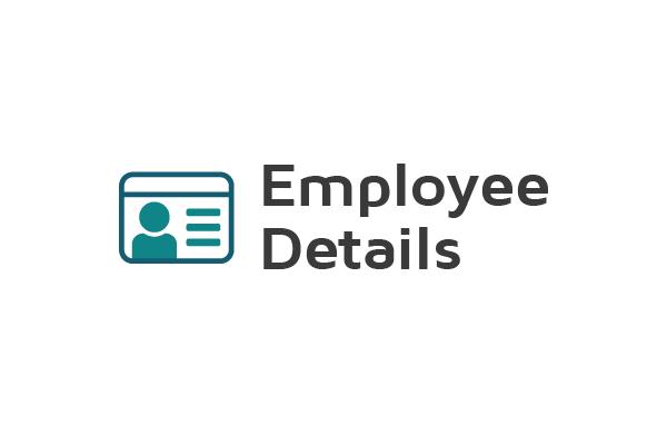 Employee Details