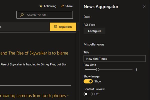 Vitextra News Aggregator